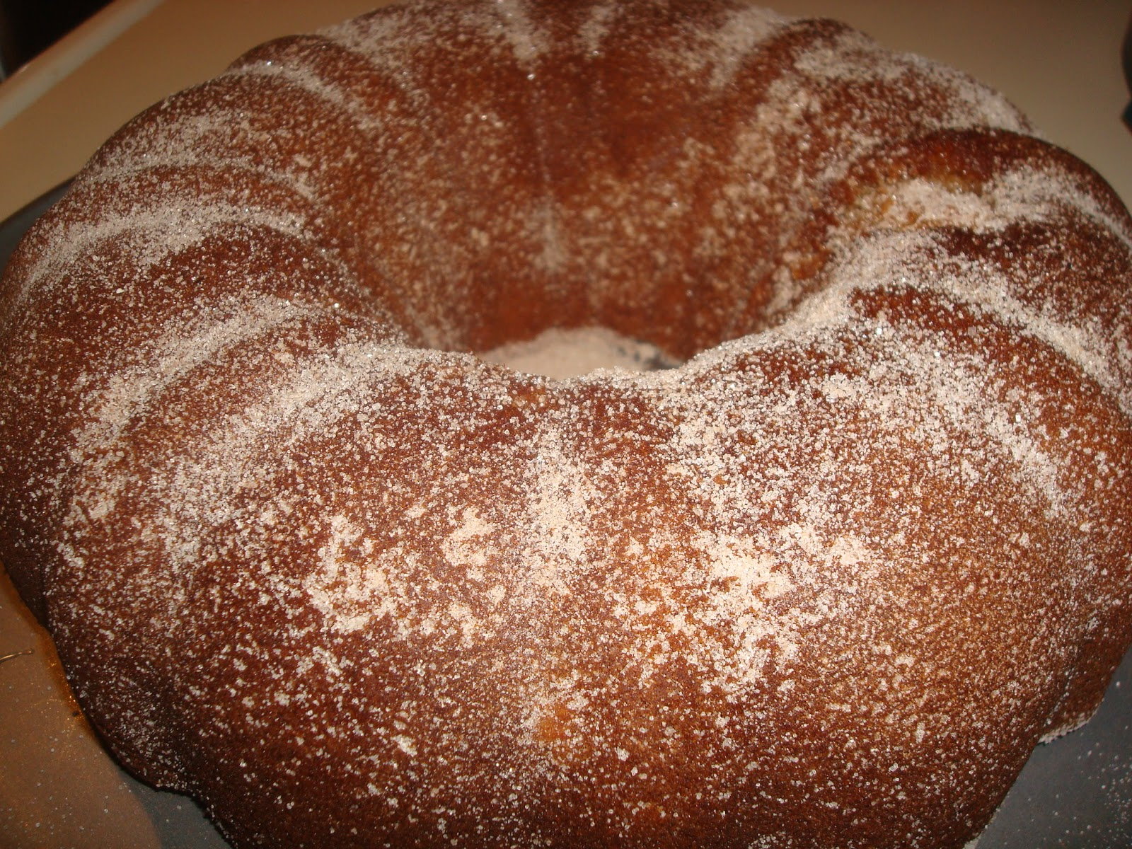 mocha me: Apple Cider Donut Cake