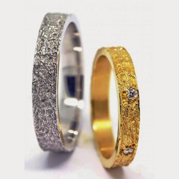 Alliance mariage originale