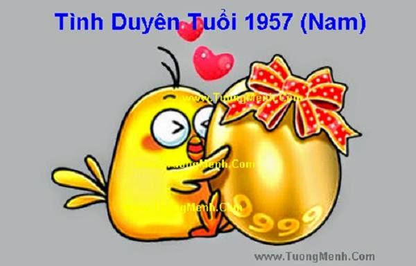 TINH DUYEN TUOI DAU 1957