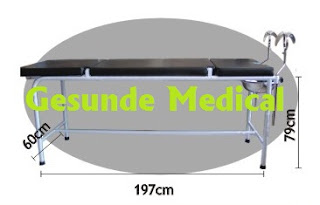picture Gynecology bed