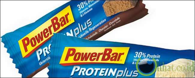 7.Protein bar