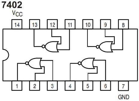 electro logic gates electronic science rh electrocampus blogspot com 7404 datasheet ti 7404 datasheet ti