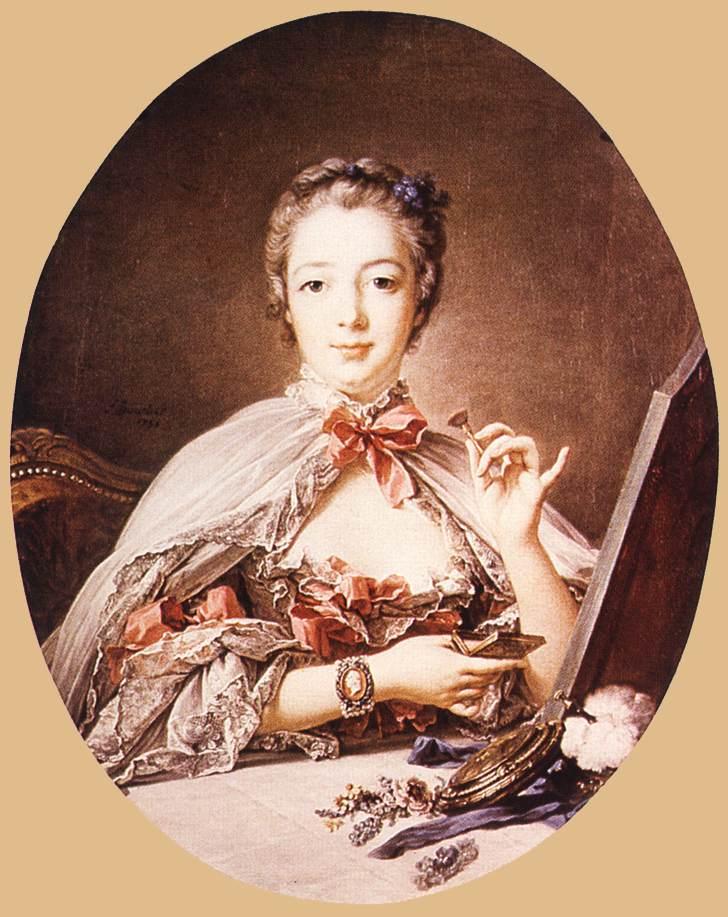 marquise pompadour boucher
