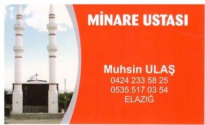 elazığ minare