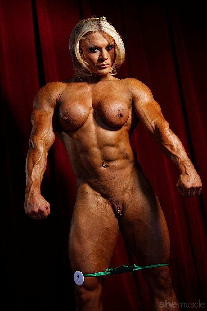 Культуристки голые девушки фото 77262 фотография