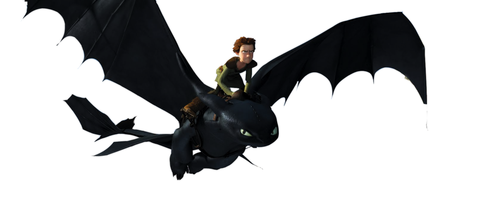 how to train your dragon 3 night fury white