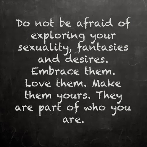 D s not about sexual fantasies