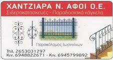 Κατασκευές Αλουμινίου & Σιδήρου