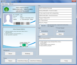 Download Program Kartu Siswa