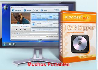 WonderFox DVD Ripper Pro Portable