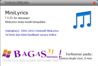 MiniLyrics 7.5.23 Full Loader 2