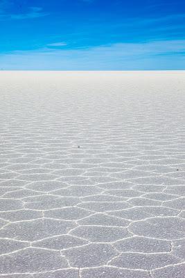 Salar De Yuyni, Bolivia