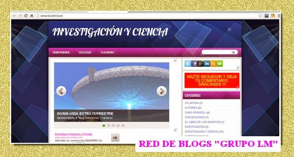 "Red de Blogs ""GRUPO LM"""