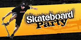 Mike v Skateboard Party
