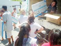 Ensenada: jornada de inclusión en Villa Catella