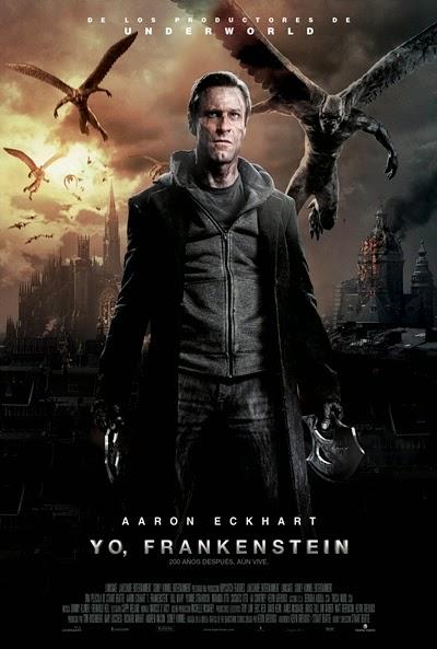 Yo, Frankenstein [2014] DVDRip Latino