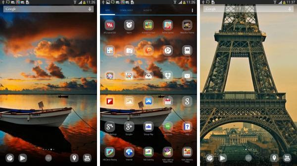 Exclusive Themes for Asus Android Mobiles 2014
