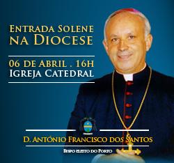 Bispo Eleito do Porto - 2014