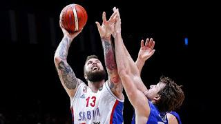 BALONCESTO (EuroBasket2015) - Serbia sigue en pie y vence con solvencia en el final a los checos