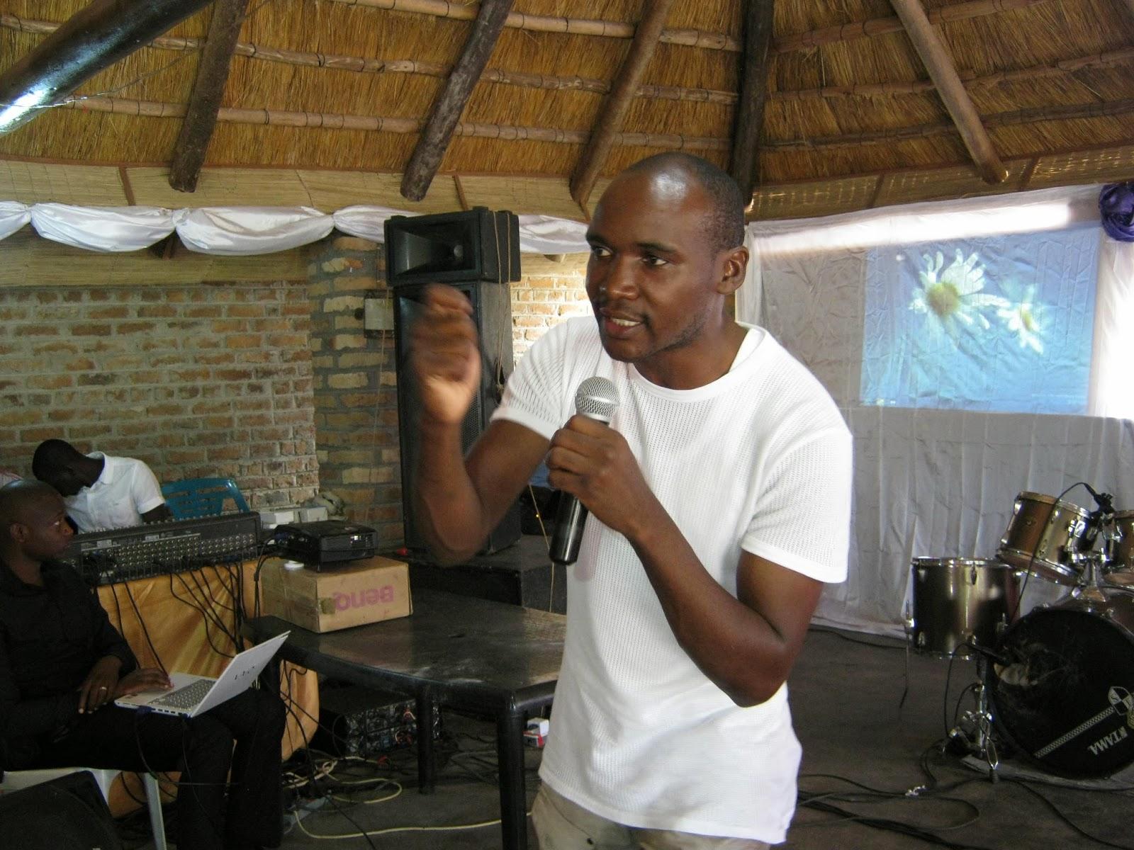 District Pastor Evangelist Brighton Madziro