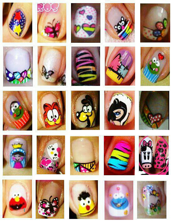 Aire Granadino Trendy nails (