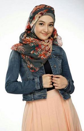 anna karina gilbert Pemain Sinetron Jilbab In Love di RCTI