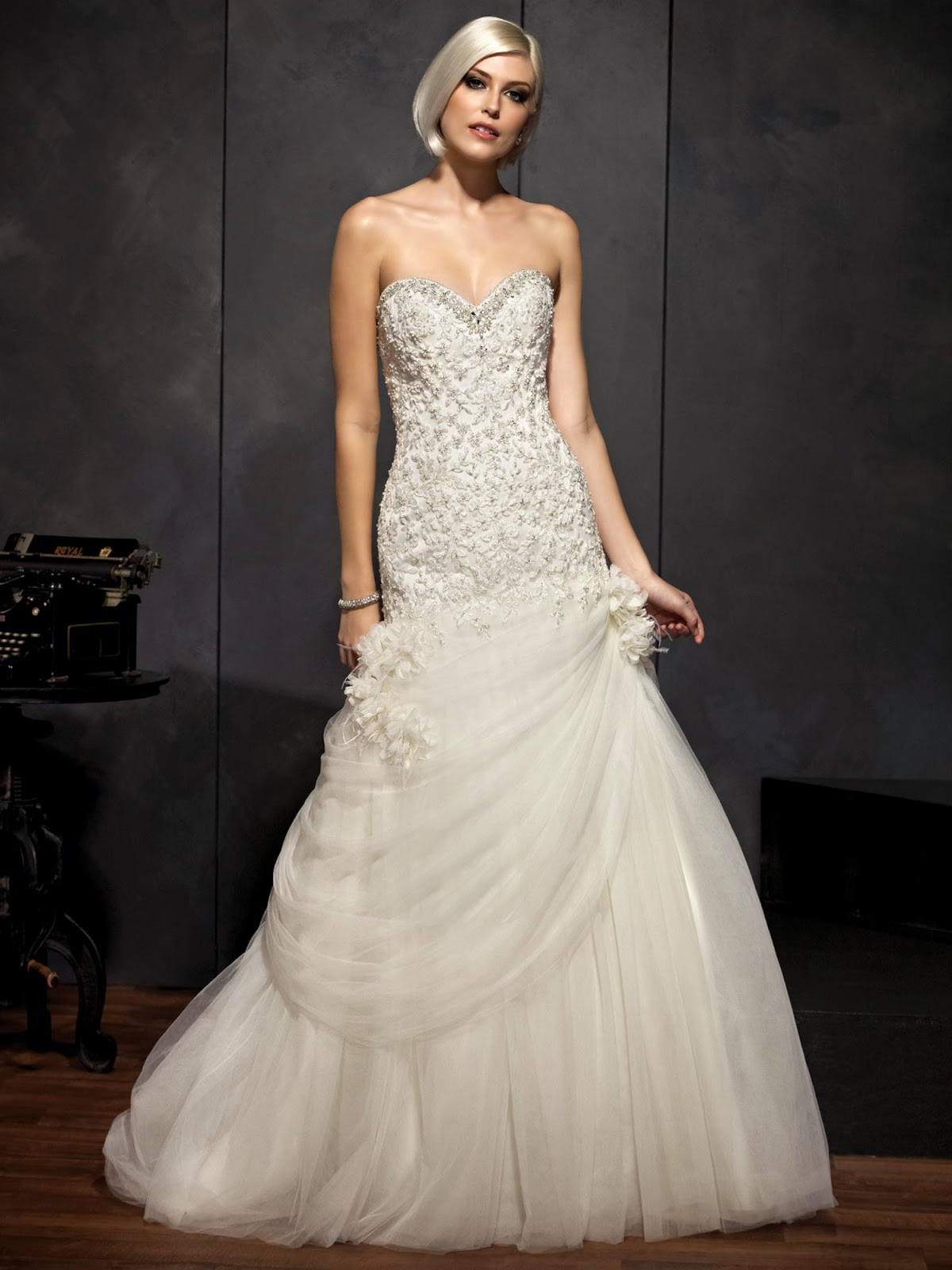Kenneth Winston 2014 Spring Bridal Collection