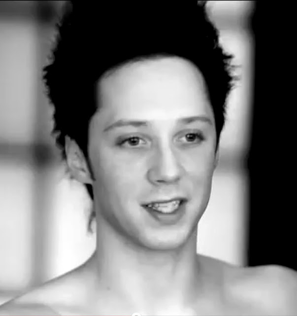 Johnny Weir @ Official Johnny Weir Blog.