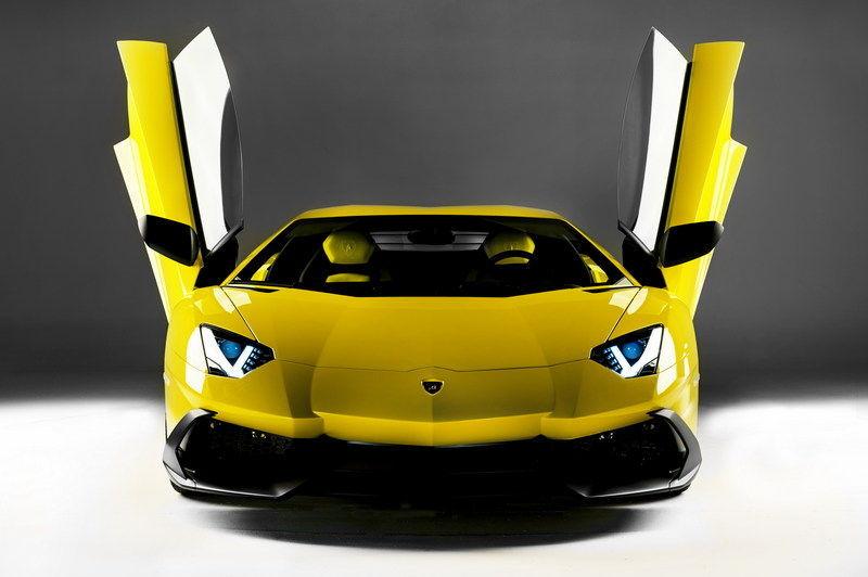 auto Lamborghini Aventador LP720-4 2014