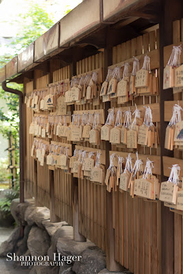 Shannon Hager Photography, Kyoto, Wooden Prayer Tablets