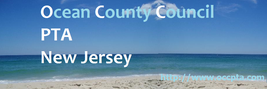 Ocean County Council PTA New Jersey - OCCPTA (NJ)