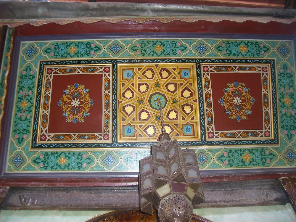 Decken dekoration kunst der malerei - Decken dekoration ...