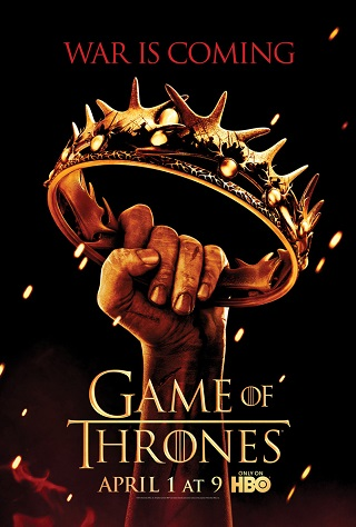 game of thrones poster Game of Thrones (2011) 720p HDTV 400MB (Complete Season 1)