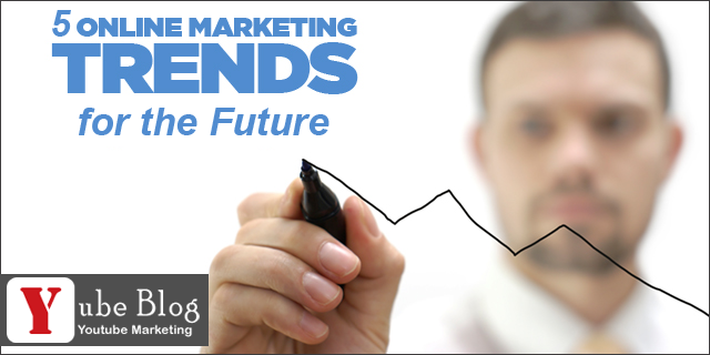5 Online Marketing Trends for the Future
