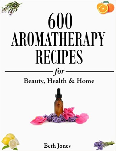 600 Aromatherapy Recipes