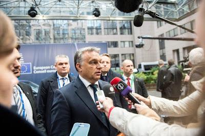 Orbán Viktor, határzár, Brüsszel, migráció, illegális bevándorlás, menekültek, V4, magyar-horvát határ, határkerítés, EU-csúcs