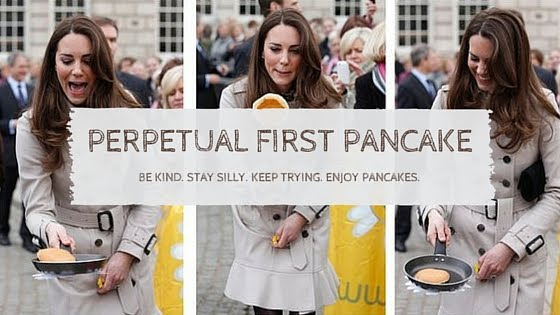 perpetual first pancake