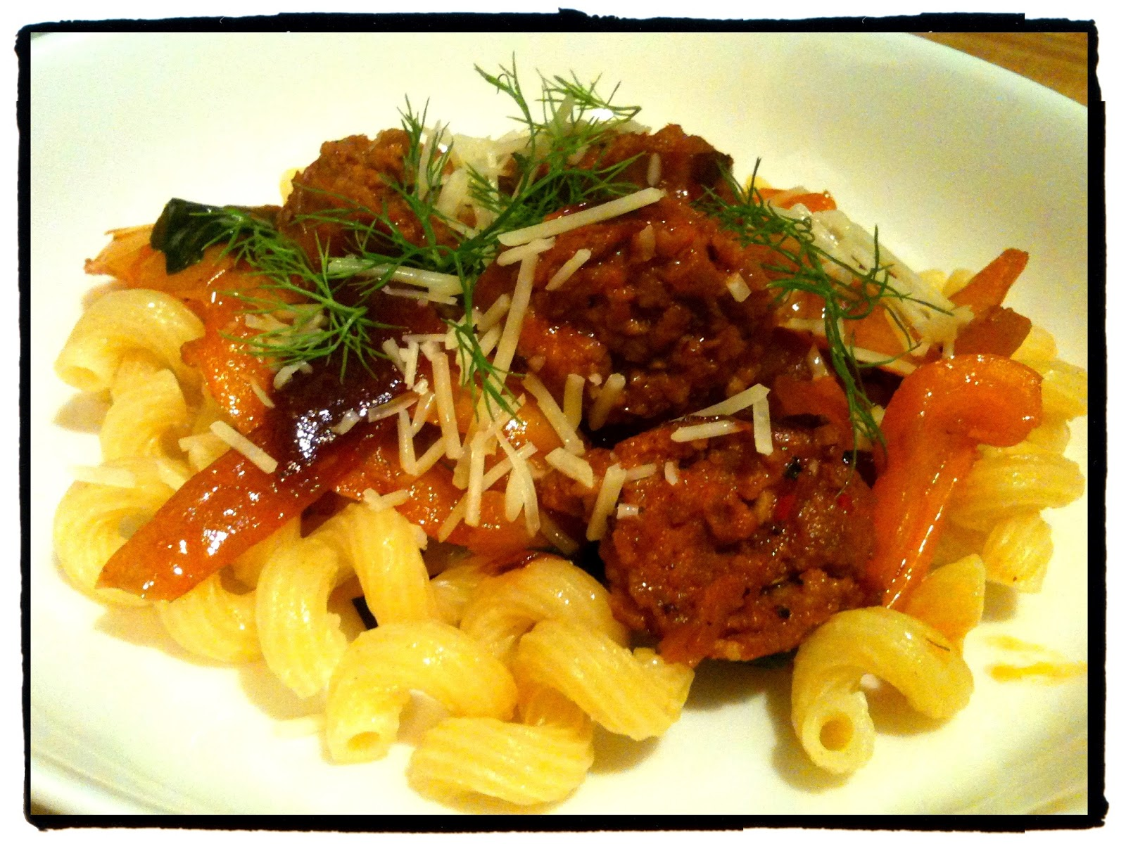 NY FoodGasm: Spicy Italian Sausage with Caramelized Onion, Fennel, and ...
