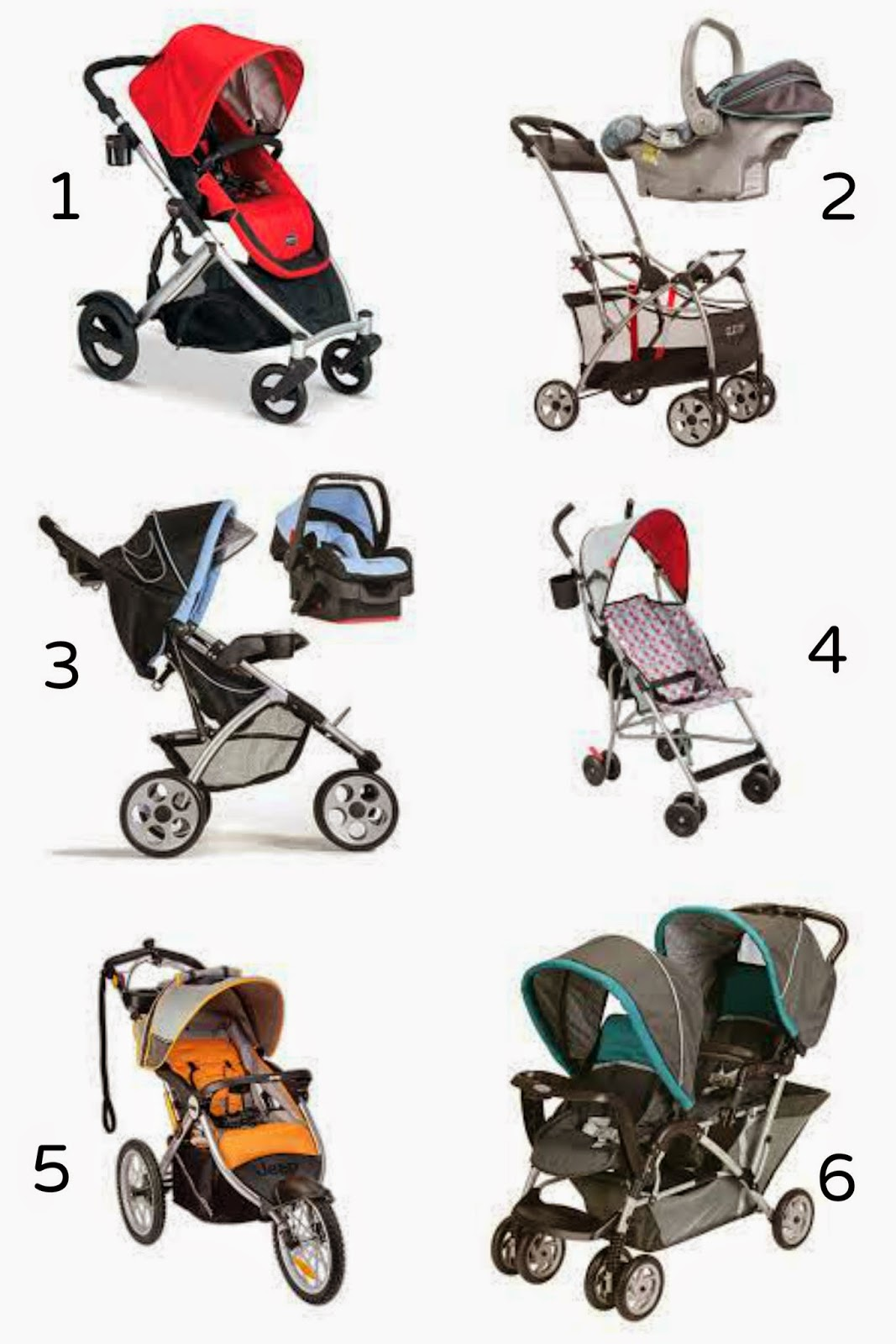How to choose a baby carriage 37