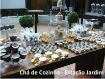 Chá de cozinha - Estação Jardim