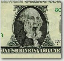 shrinking dollar essay