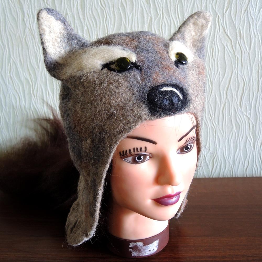 cap valyany wolf
