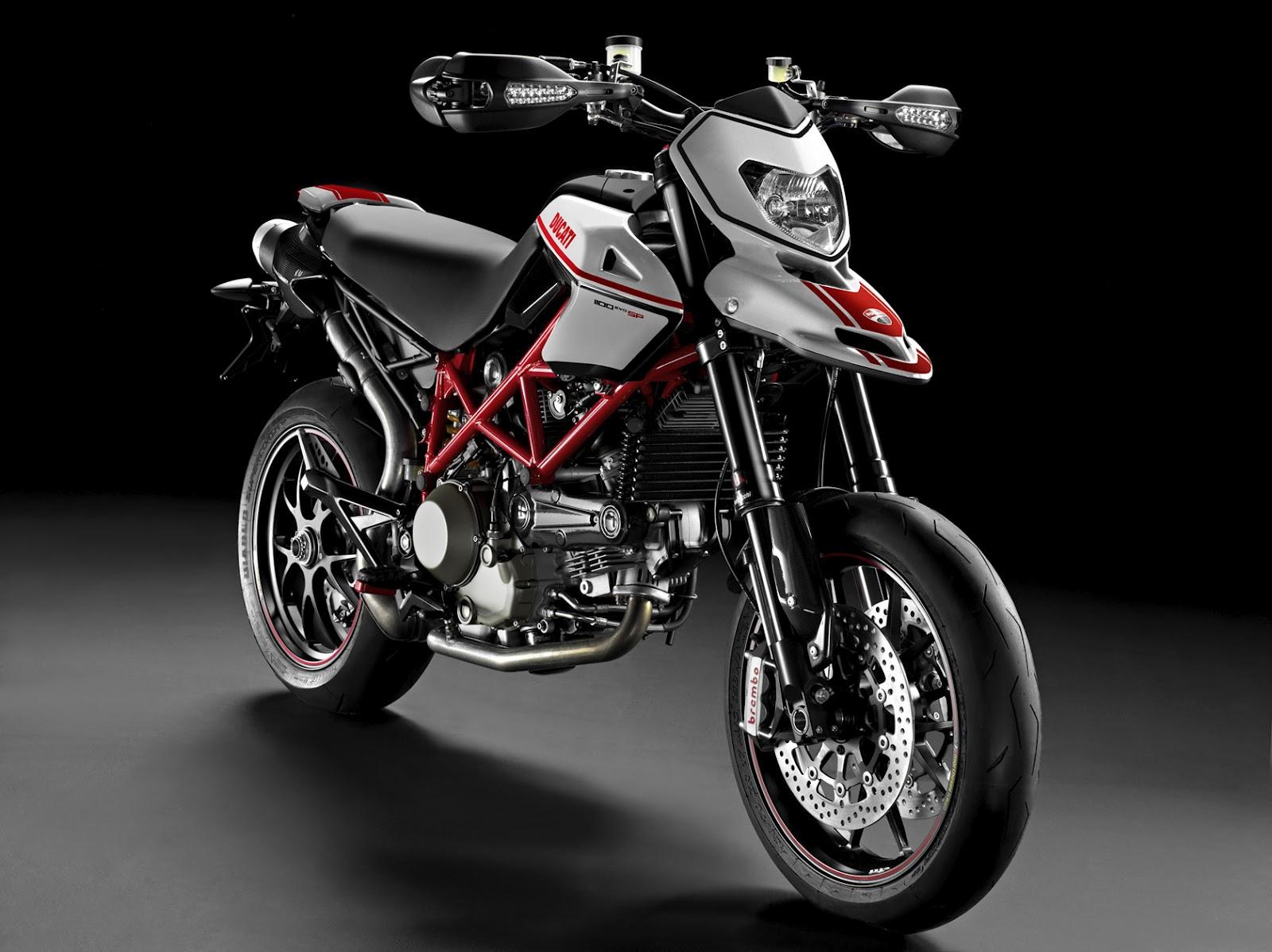 Ducai Manuals Resource  Ducati Hypermotard 1100 Evo Sp 2011 Spare Parts Catalogs
