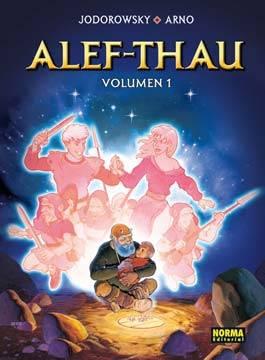 Alef Thau - Jodorowsky - Arno