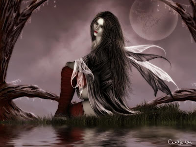Gothic Fairy Wallpapers
