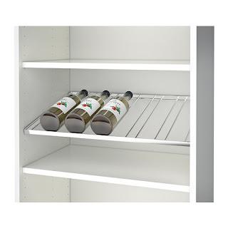 IKEA inreda flaskestativ