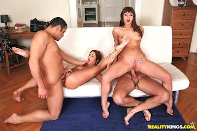 داستان سکسی تصویری چهار نفره