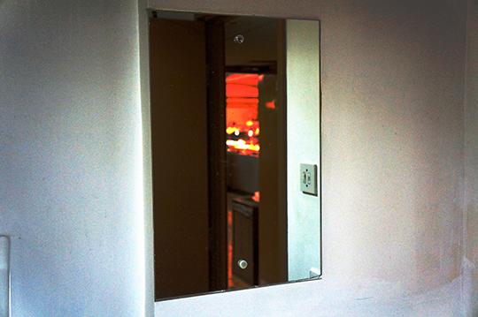 urban photography, Sam Freek, contemporary, photo, mirror,