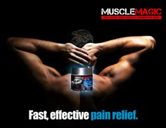 Axel's MuscleMagic Now in Stores!