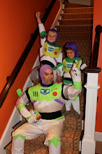 Blast off with a Buzz LightYear Party